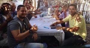 Prefeito de Mamanguape se reuniu nesta sexta com os dez parlamentares de sua base aliada
