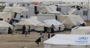12,2 milhões de sírios necessitam de ajuda, segundo a ONU, mas 40% deles (4,8 milhões) têm dificuldades para consegui-la.
