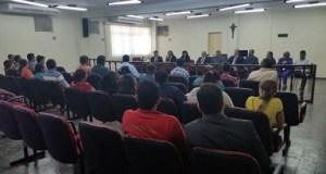 Auditório do Tribunal do Júri do Fórum da Comarca de Jacaraú