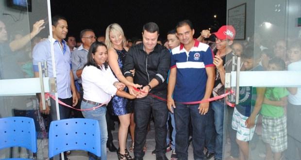 Posto de Saúde vai beneficiar famílias da maior comunidade de Capim