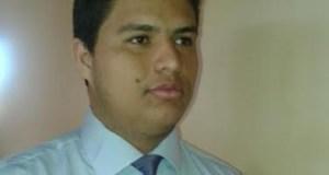 Aebson Macêdo é formando em administração de empresas