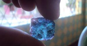 Pedra da turmalina paraíba pode valer até R$ 3 milhões, segundo Polícia Federal.