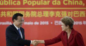 Premiê chinês, Li Keqiang, começou pelo Brasil sua visita a países da América Latina