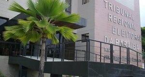 Sede do TRE-PB