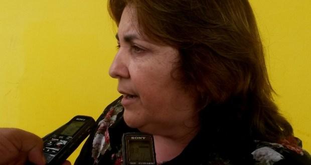 Prefeita Dudu declarou que vai pensar se pretende concorrer à reeleição