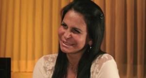 """Em entrevista a jornal, cantora afirma que está cansada de """"baixaria e vulgaridade""""."""