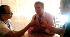 Deputado concedeu entrevista a Rádio Correio e ao Portal PBVale