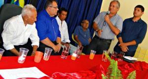 Lideranças políticas e indígenas de outros partidos prestigiaram a convenção