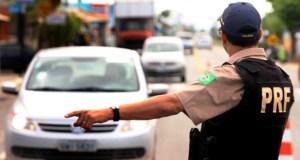 PRF vai fiscalizar ultrapassagens perigosas na Paraíba