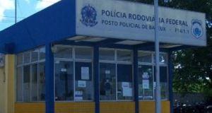 Carga de camarão e caranguejo é apreendida pela PRF na Paraíba