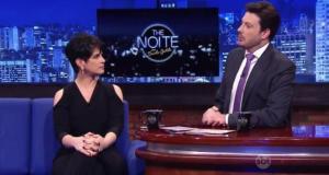 """Após ser liberada pela RedeTV!, Mariana Godoy é entrevistada por Danilo Gentili no """"The Noite"""""""