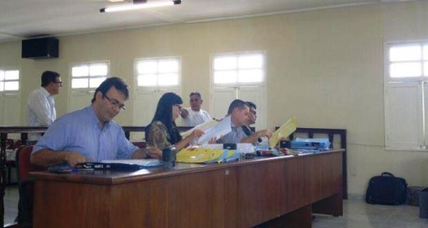 Equipe da Corregedoria está em Rio Tinto