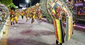 Tupi Guarani conquistou o título de campeã do Carnaval Tradição 2016