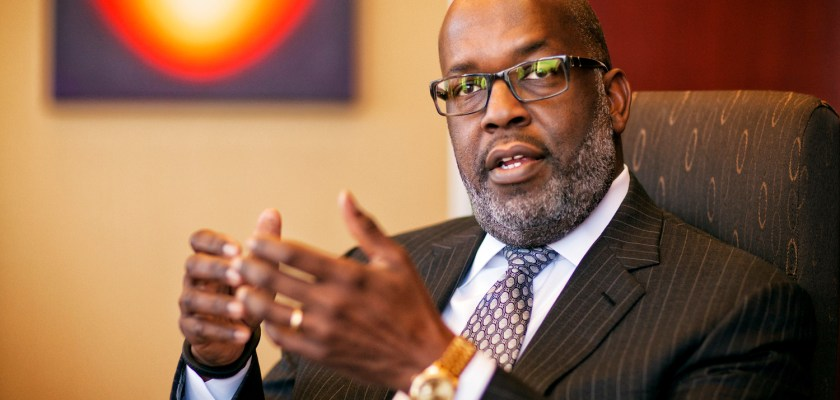 Kaiser Permanente CEO Bernard Tyson