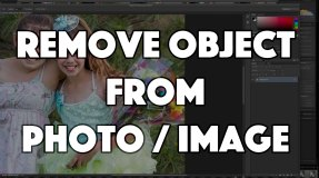 Remove object from image - PC-Addicts