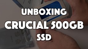 Crucial-500GB-SSD-Unboxing
