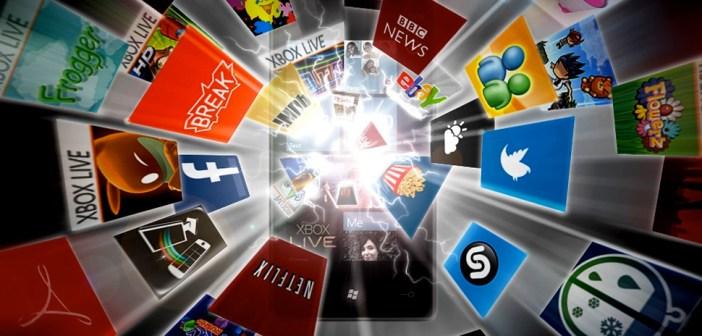 Aplicațiile de Windows Phone pe care le folosesc