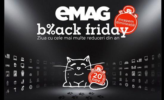Catalog complet eMag black friday 2015