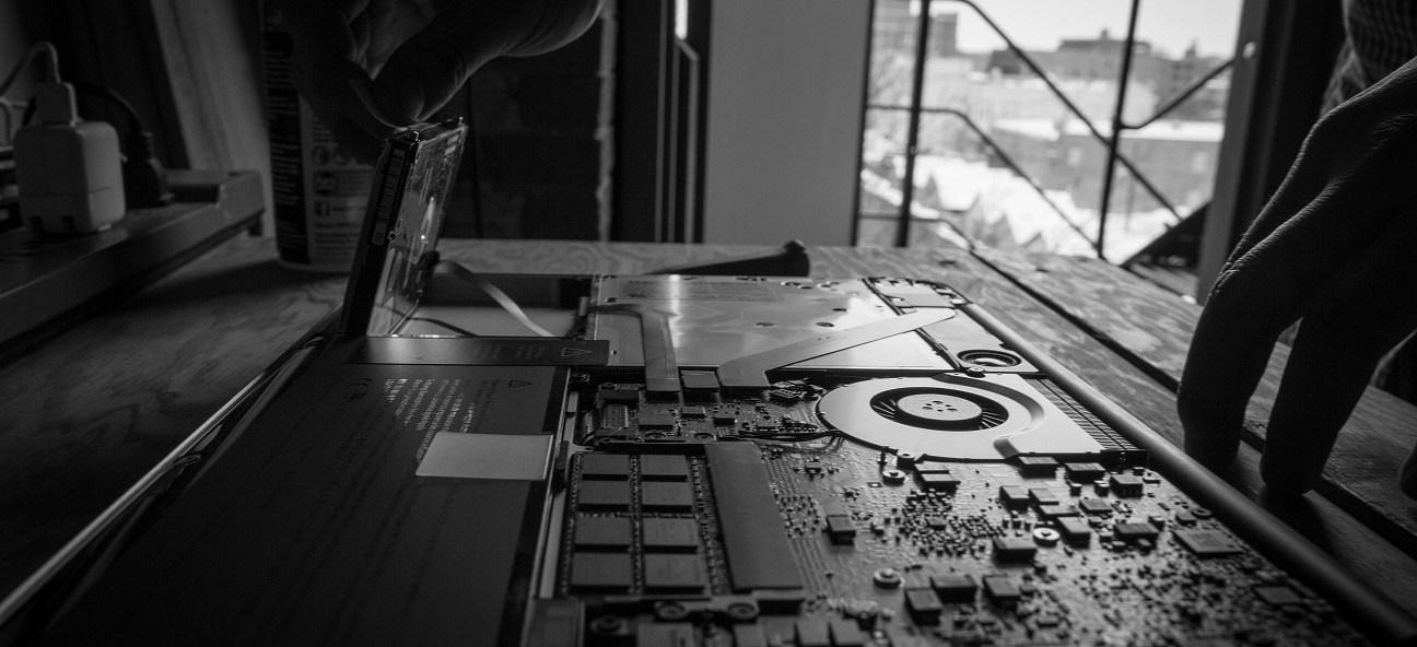 Pcfixer tjekker og fixer deres computer, reparationer