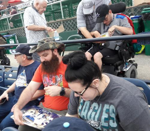 Trenton Thunder Outing 2018