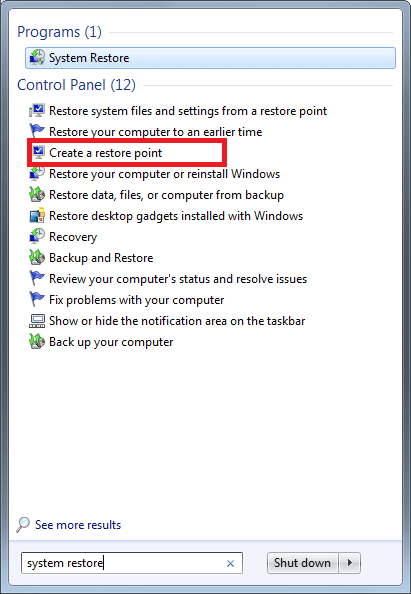 SystemRestore Guide to Speed Up Internet Explorer