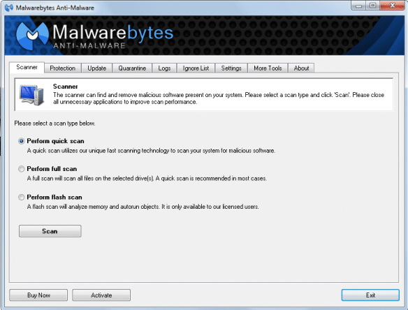 Malwarebytes Guide to Speed Up Internet Explorer