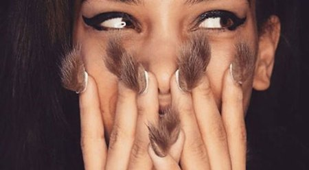 Furry-Nails