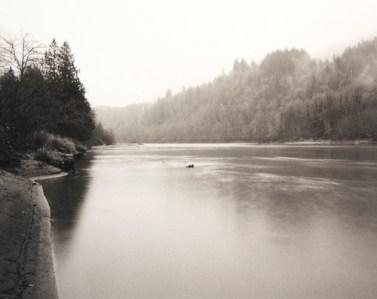 Tranquility, 2009 Palladium/Platinum Print © Daniel Gregory