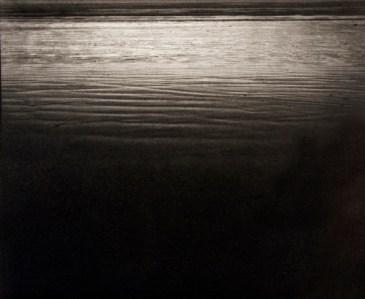 Gravity, 2009 Palladium/Platinum Print © Daniel Gregory