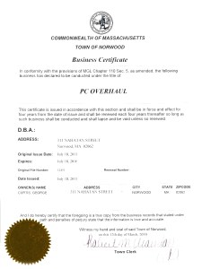 pcoverhaul_dba_business_certificate
