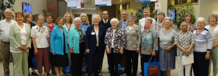 2014 PCRTA Proctors at NEOMED