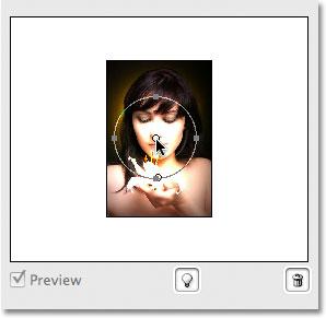 Mantenha a tecla Alt pressionada enquanto arrasta uma fonte de luz para criar uma cópia da mesma.