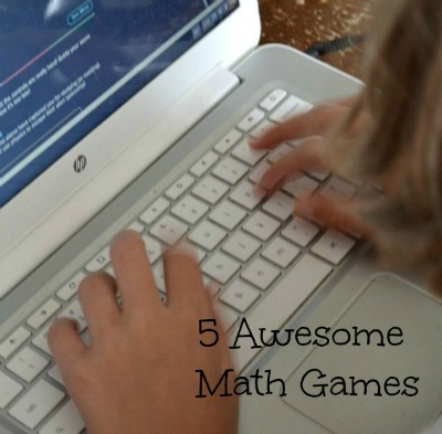 5 Awesome Math Games