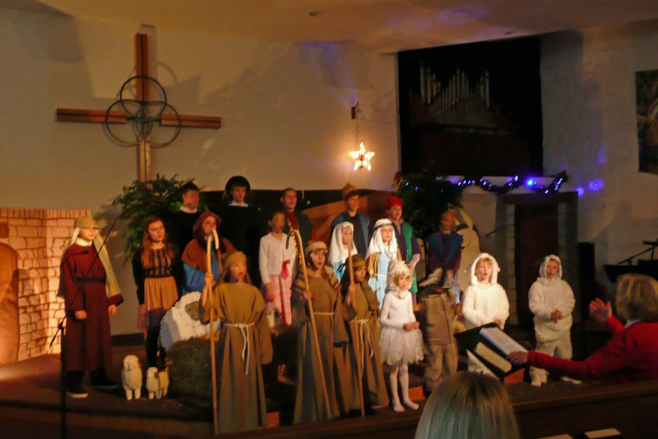The Christmas Story – 12/15/2013