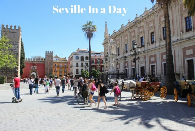 Seville in a day