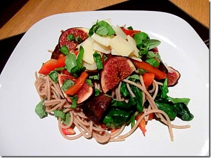 Fig and Basil Pasta 4
