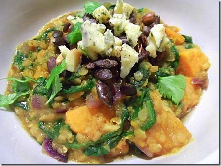 Red Lentil and Butternut Squash Stew (31)