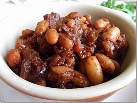Homemade Baked Beans (8)