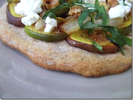Fig Basil and Goats Cheese Pizza (21)