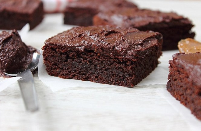 Almond butter brownies (35)