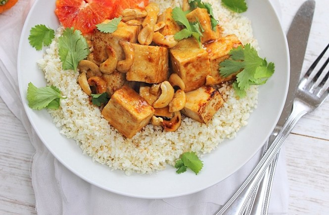 Orange Cashew Tofu (5)