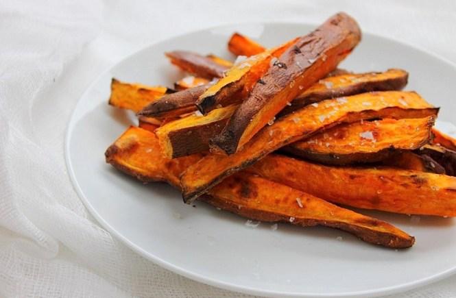 Sweet Potato Fries (8)