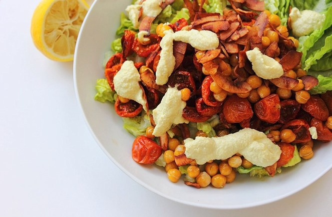 Vegan Caeser Salad (25)