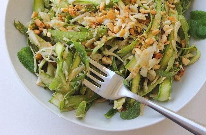 Asparagus Ribbon Noodle Salad  (17)
