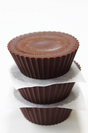 Raw Chocolate Nut Butter Cups (24)
