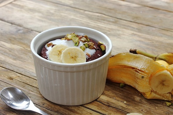 Instant Chocolate Paleo Mug Cake (13)
