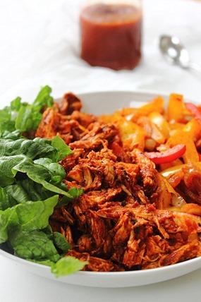 Enchilada Chicken Bowl (7)