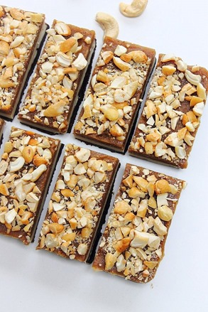 Raw Snickers Layer Bars (2)