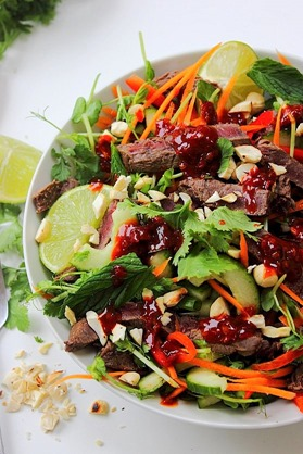 Thai Steak Salad (14)