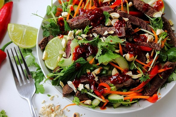Thai Steak Salad (15)